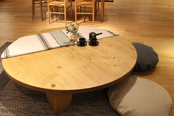 ついに復刻!アクタス50周年記念テーブル!